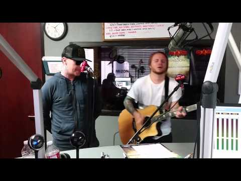 Shinedown - Second Chance (Live, Acoustic, At 98KUPD Studio)