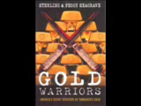 Sterling Seagrave - Black Op Radio - Gold Warriors.wmv