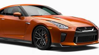 2019 Nissan GT-R - NissanConnect® Services Powered by SiriusXM (if so equipped)