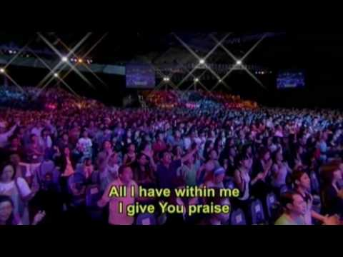 Lord I Give You My Heart (Hillsong) @ City Harvest Church