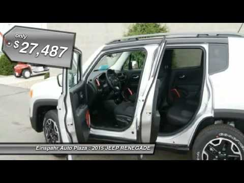 2015 Jeep Renegade Brookings Sd C5125 Youtube