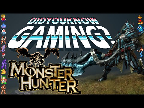 Monster Hunter - Did You Know Gaming? Feat. ProJared thumbnail