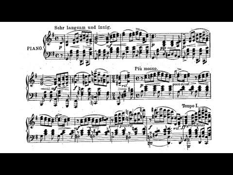Oskar Nedbal - Weihnachtsstimmung (audio + sheet music)