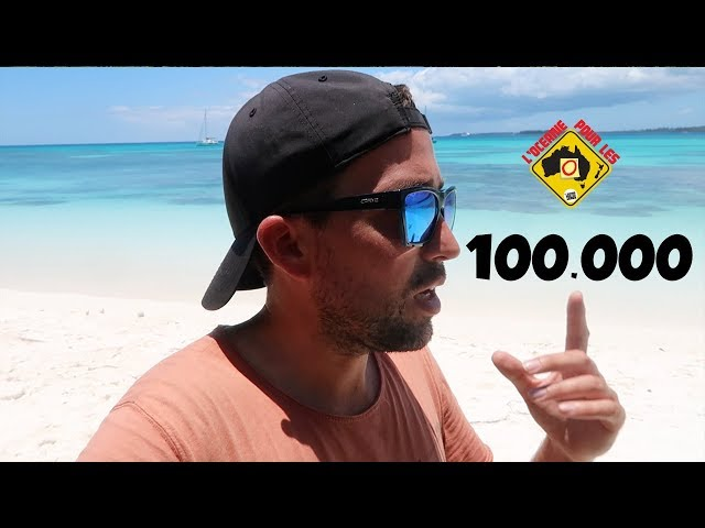 OBJECTIF 100.000 ABONNÉS !