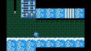 Mega Man - Iceman Stage - User video