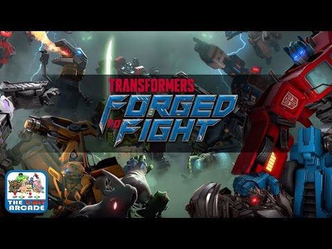 Transformers: Forged To Fight - Calling All Autobots, Decepticons, Predacons & Maximals! (iOS/iPad)