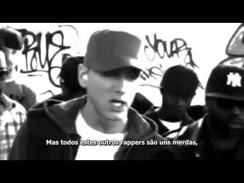 Eminem Ft. Kobe  - Talkin' 2 Myself [Legendado]