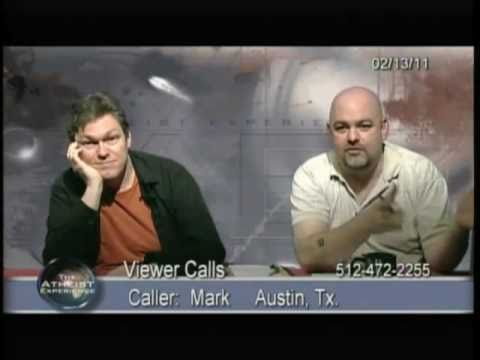 Matt Dillahunty, with a very beautiful response. [ Atheist Experience show #696] part 2/2