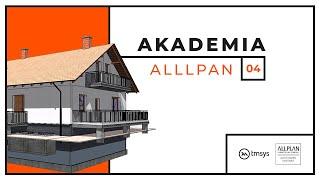 Akademia Allplan Architecture: Odcinek 4 - Kominy, otwory, stolarka