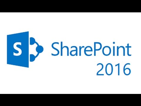 Installing SharePoint Server 2016 Step By Step