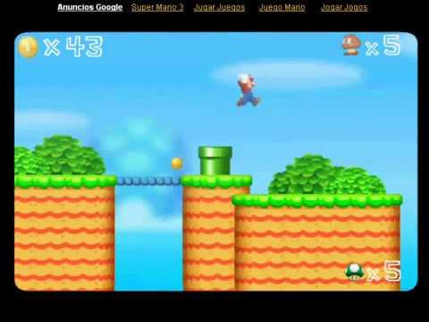Juegos De Super Mario Bros Gratis Youtube