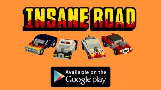 Insane Road - Zombie Desert
