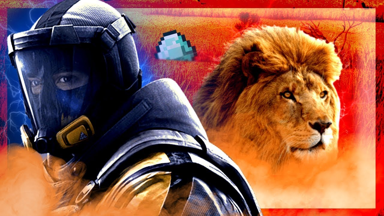 Lion, King of Siege - Rainbow Six: Siege