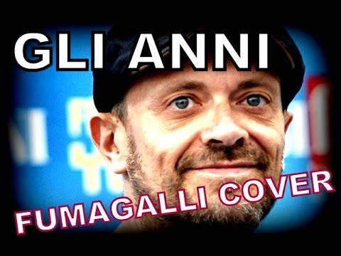 GLI ANNI. Fumagalli cover