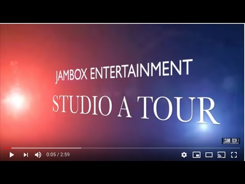 JAMBOX ENTERTAINMENT RECORDING STUDIOS NYC STUDIO A TOUR music by 'Return To Forever'