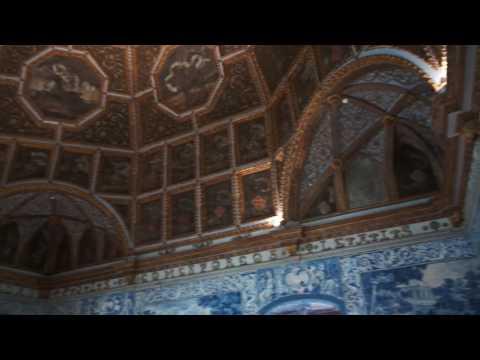 ポルトガル シントラの王宮内部