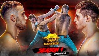 Борец вольного стиля vs КМС Нереальный бой Бои на кулаках в полную силу Бои вечера Mahatch S1E6