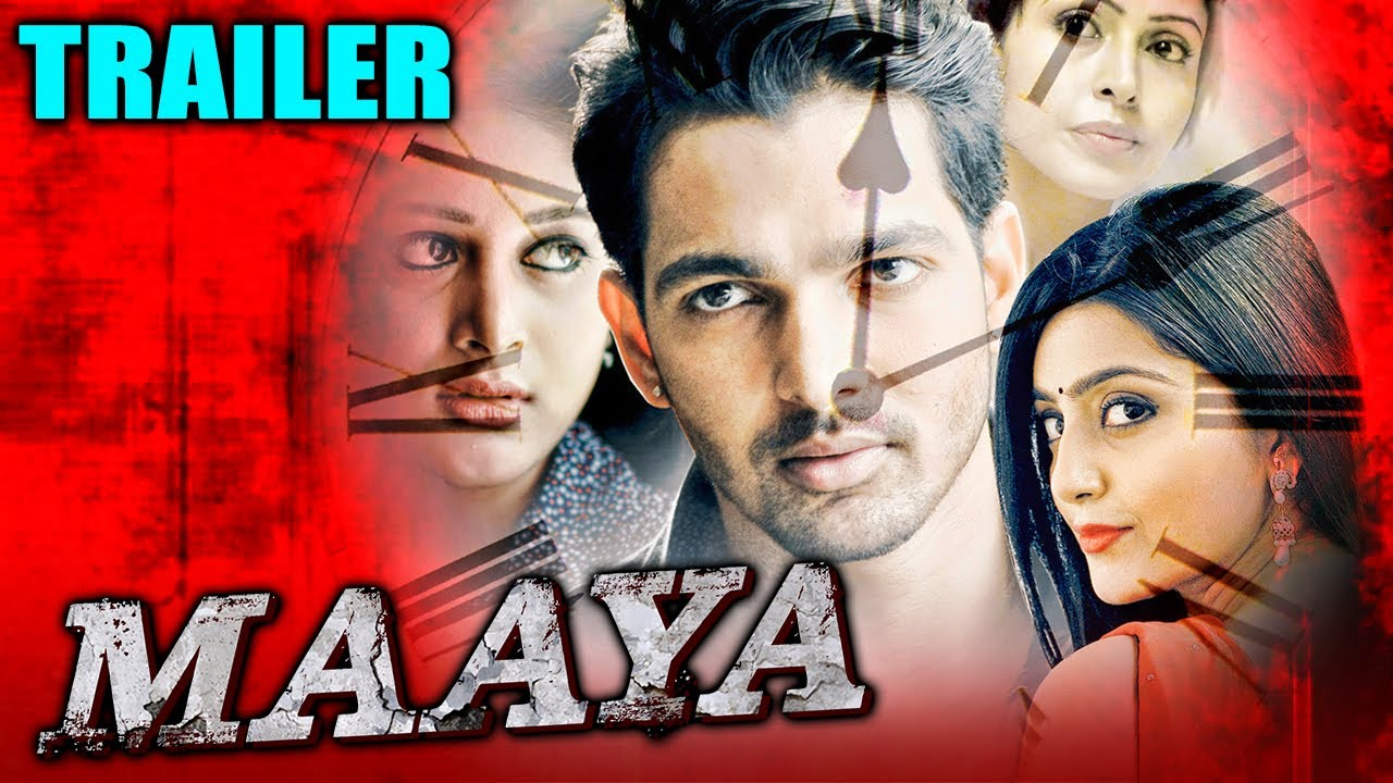Maaya (2020) Official Trailer Hindi Dubbed | Harshvardhan Rane, Avantika Mishra