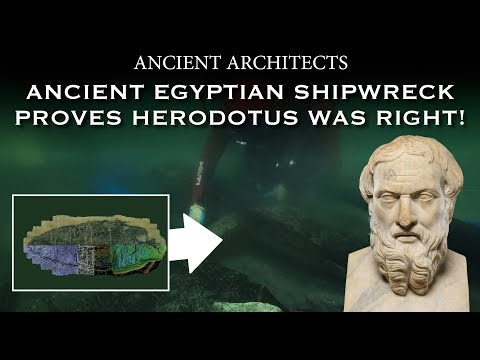 Ancient Egyptian Shipwreck Proves Herodotus was right | Ancient Architects