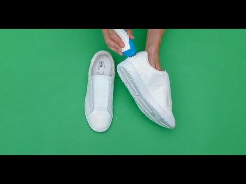 How to clean and whiten sneakers / trainers | ASOS Menswear tutorial