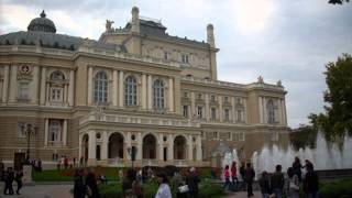 видео город Одесса достопримечательности