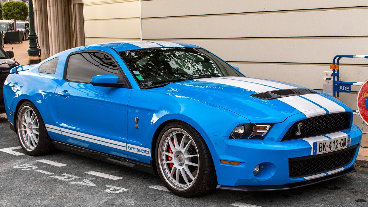 SHELBY MUSTANG GT500 REVIEW 2016 HQ