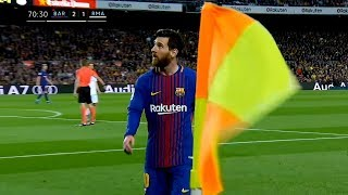 Download Lionel Messi ● Top 10 Iconic Performances in 2018 ► With Commentaries Mp3 and Videos