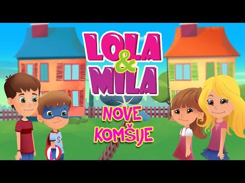 LOLA & MILA // NOVE KOMSIJE // CRTANI FILM (2020)