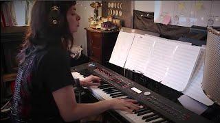 Aerosmith - I Don't Wanna Miss A Thing | Vkgoeswild piano cover видео