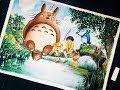 Drawing | My Neighbor Totoro | Anime Movie