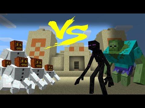Minecraft Mutant Savaşları