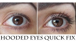 How to easily and quickly Correct Hooded - Droopy eyes