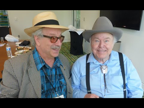 Roy Clark Television Interview with Jon Hammond