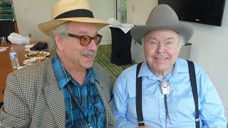 Roy Clark Television Interview with Jon Hammond