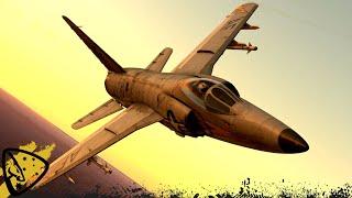 War Thunder F11f1