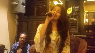 aayat extended version by gul saxena with extended lyrics