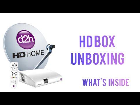 Download Videocon D2h Hd Set Top Box Unboxing Overview 2018 MP3, MKV