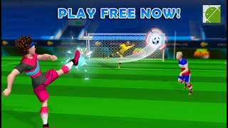Goal Blitz - Android Gameplay FHD