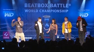 The Beatbox Collective - England - 4th Beatbox Battle World Championship