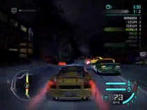 Need For Speed: Carbon - PC Demo