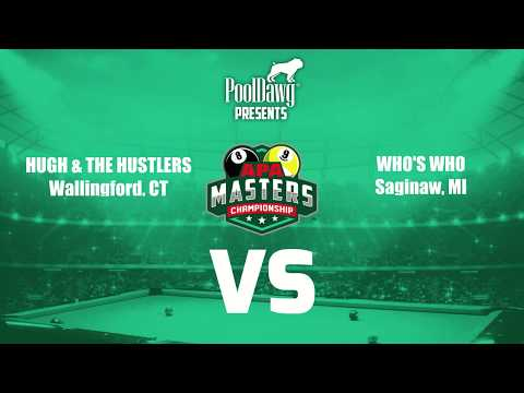 2019 APA Masters Championship - APA Showdown Series - Billiards