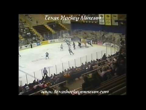 2003-2004 CHL Hockey 1-3-04 Rio Grande Valley Killer Bees 2 @ Austin Ice Bats 4