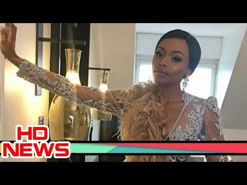 Bonang serves major sauce in latest lingerie shoot thumbnail