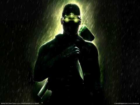 Tom Clancy's Splinter Cell Chaos Theory OST - Bank Soundtrack - Part 2