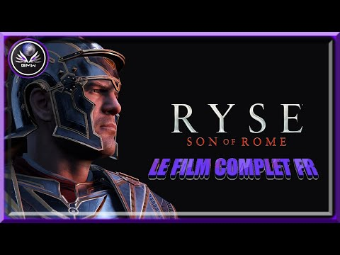 Ryse Son of Rome Game Movie Le Film complet en Français