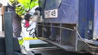 SAT/LOT - Trailer lashing system