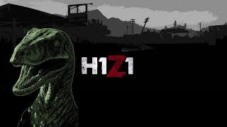 VELOCIRAPTOR PLAYS H1Z1 ON PS4 PRO | DEADLIEST DINOSAUR ON THE PLANET ALIVE TODAY