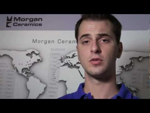 See how Macor Glass Ceramic is Machined -- Morgan Technical Ceramics