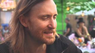 Tomorrowland 2014 | Interview David Guetta