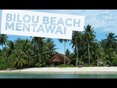 Bilou beach villas, mentawai